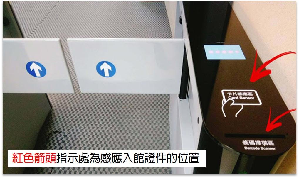 安全門禁系統刷卡處
