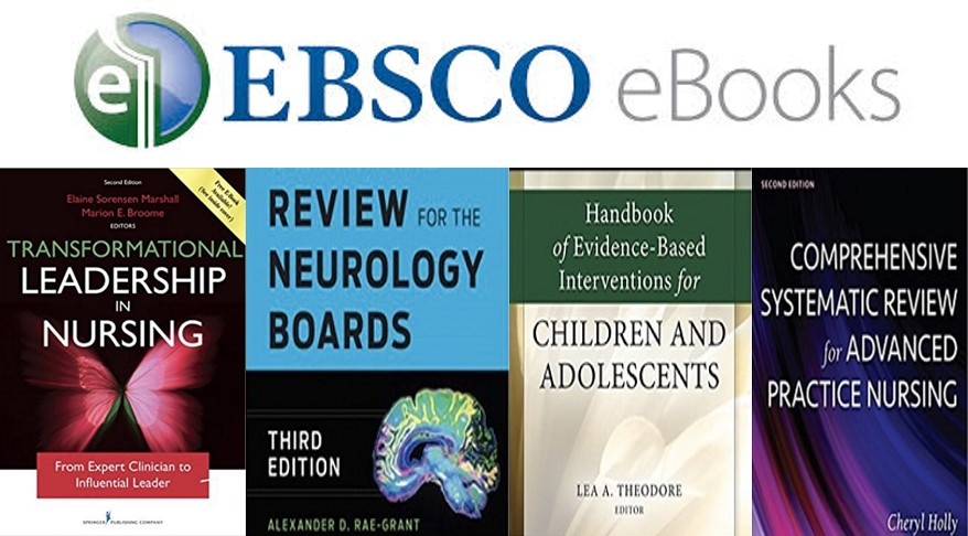 EBSCO eBook : Clinical & Nursing Collections