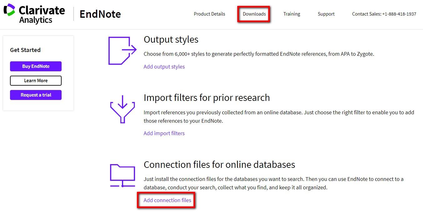 利用Endnote Online Search功能查詢臺大圖書館館藏目錄
